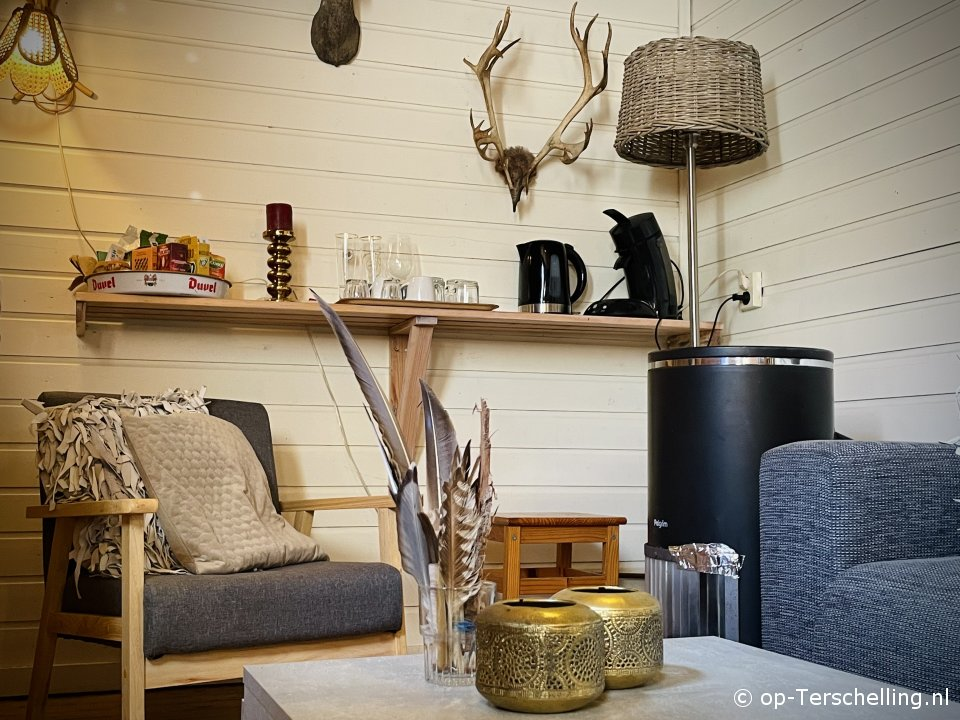 appartement sauna west op terschelling. Black Bedroom Furniture Sets. Home Design Ideas