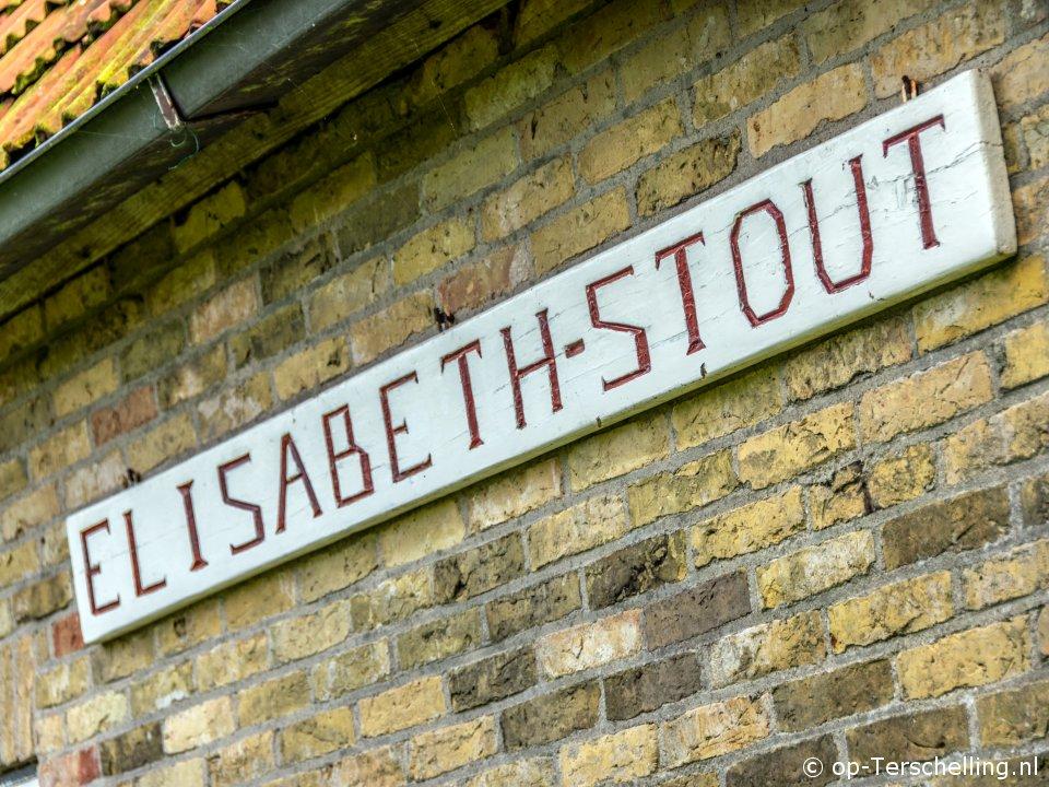 Vakantiehuis elisabeth stout achterhuis op terschelling