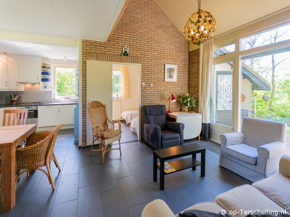 Flamingo In Huis : Vakantiehuis flamingo op terschelling